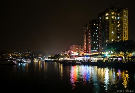 Sai Kung Harbour