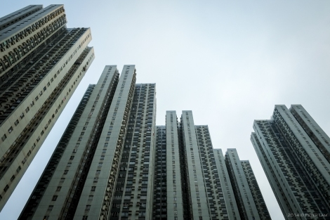 Highrises at Belvedere Garden