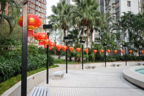 Decorations for Chinese New Year.