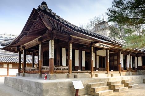 Unhyeongung Palace.