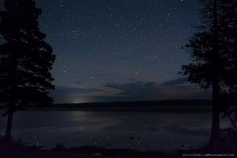 Cyprus lake stars