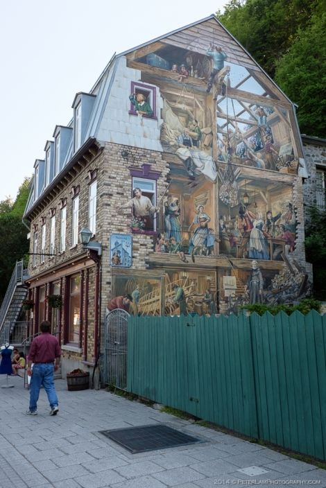 Quebec City - Old City
