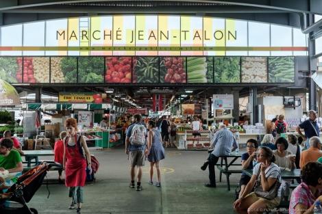 Montreal - Marche Jean-Talon