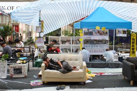 Occupy Mong Kok