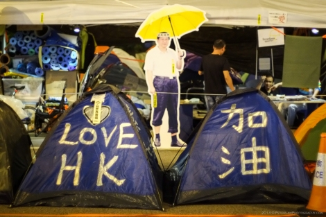 Occupy Admiralty