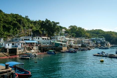 Tap Mun Village