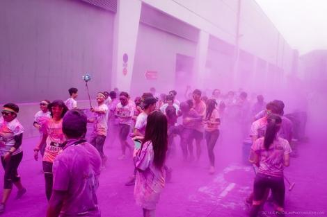 Color Run HK
