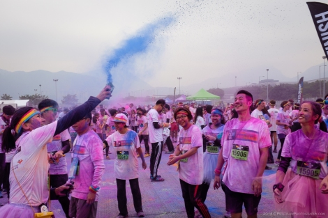 Color Run HK