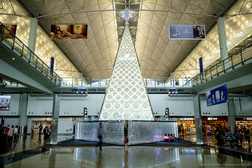 It's Christmas in the Malls | Peter Lam Photography