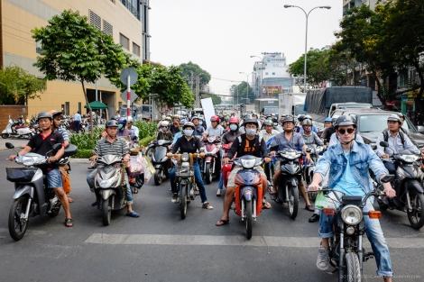 Saigon Streets