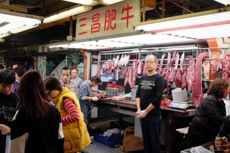 Tsuen Wan Market