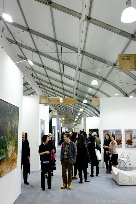 Art Central 2015