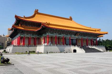 Chiang Kai Shek Memorial