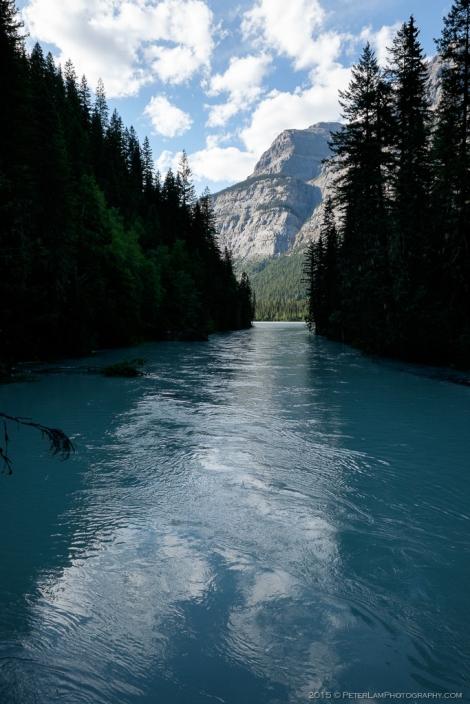 Berg Lake Return