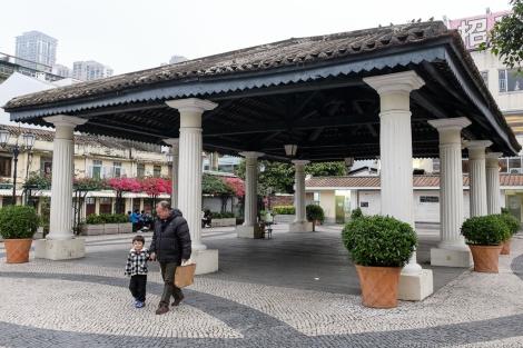 Taipa Village