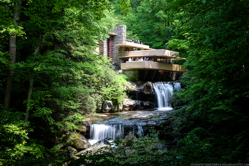 The Fallingwater Residence Peter Lam Photography