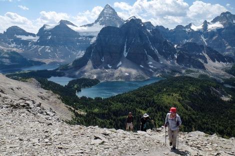 The Nublet and Nub Peak.